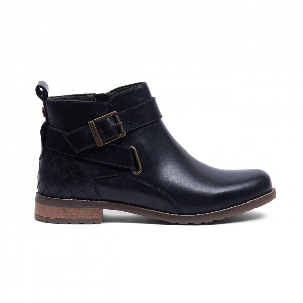 Barbour Womens Jane Boot Black