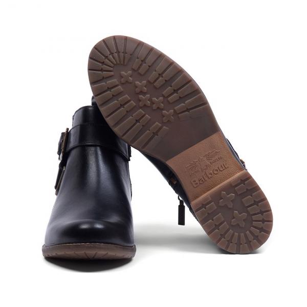 Barbour Womens Jane Boot Black