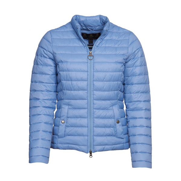 Barbour Womens Layla Quilt Jacket Skyline