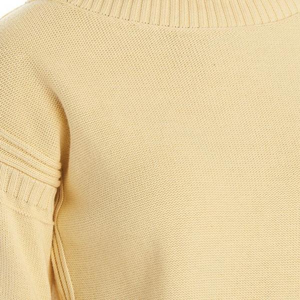 Barbour Womens Sailboat Knit Primrose Yellow
