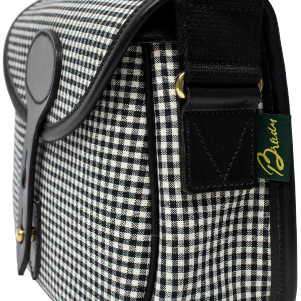 Brady Colne Bag Small Gingham
