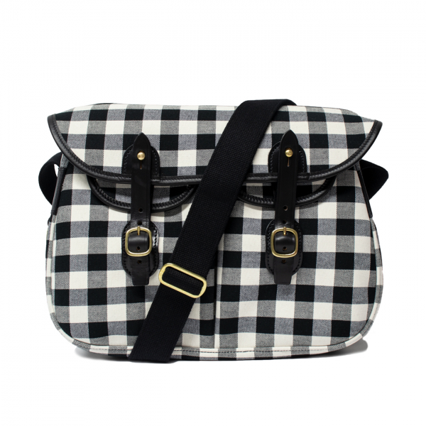 Brady Ladies Ariel Trout Bag Large Gingham