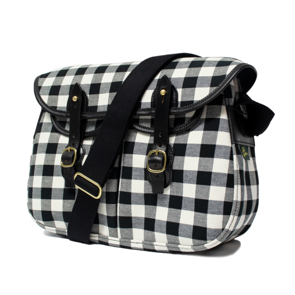 Brady Ladies Ariel Trout Bag Large Gingham