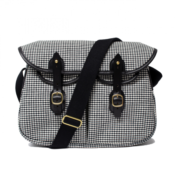 Brady Ladies Ariel Trout Bag Small Gingham