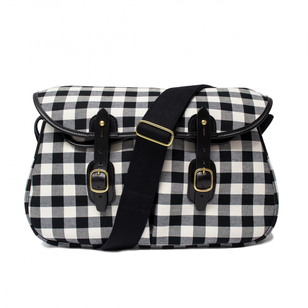 Brady Large Ariel Trout Bag Large Gingham