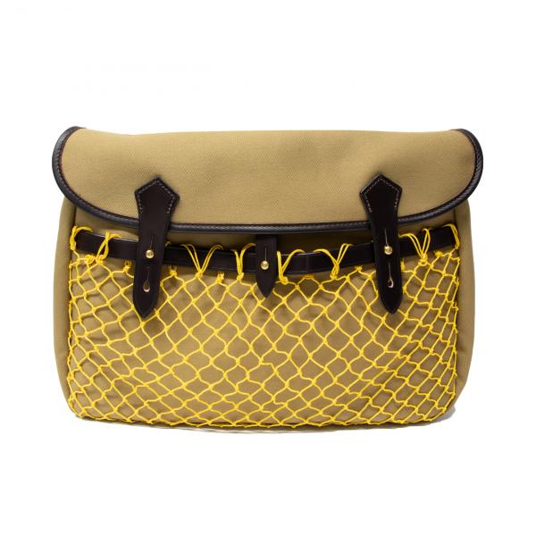 Brady Sandringham Bag Khaki / Dark Brown