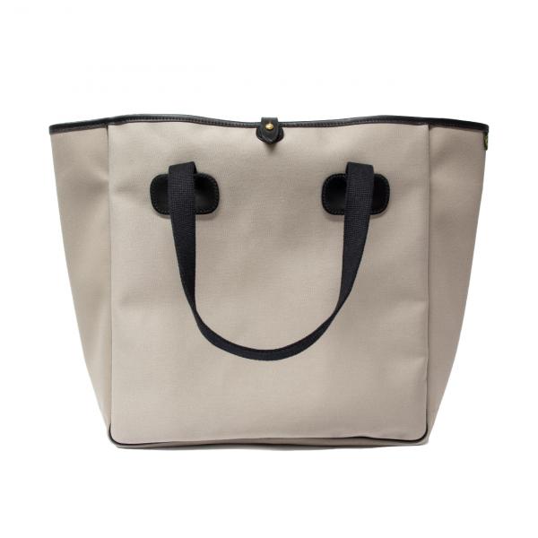Brady Small Carryall Bag Greige