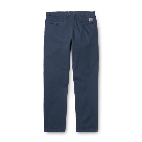 Carhartt Johnson Pant Regular Blue