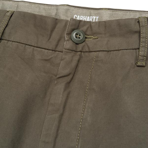 Carhartt Johnson Pant Regular Moor
