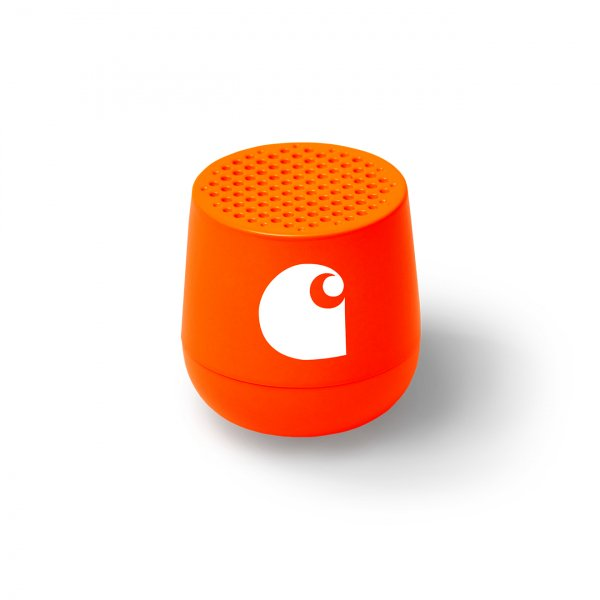 Carhartt Mino Speaker Aluminium / ABS Neon Orange