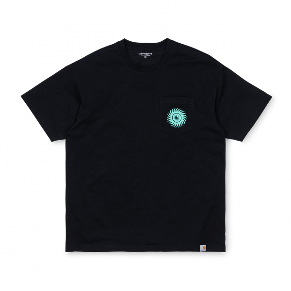 Carhartt Note Pocket T-Shirt Black