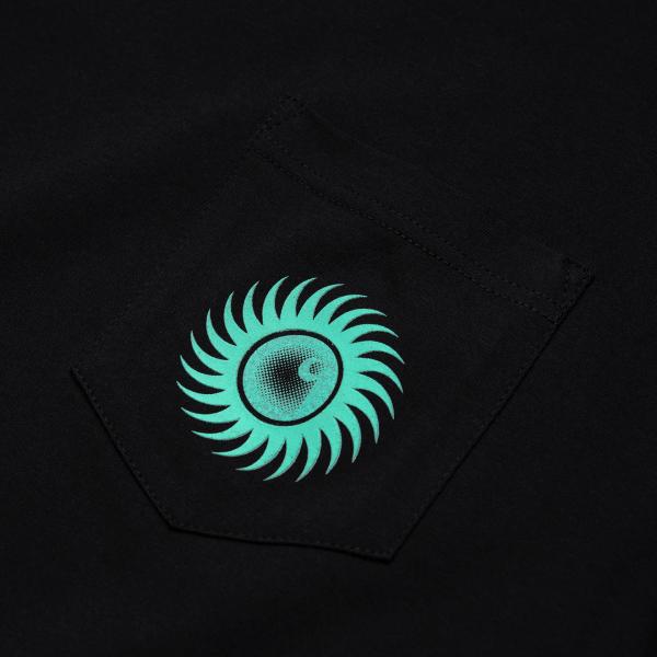 Carhartt Note Pocket T-Shirt Black