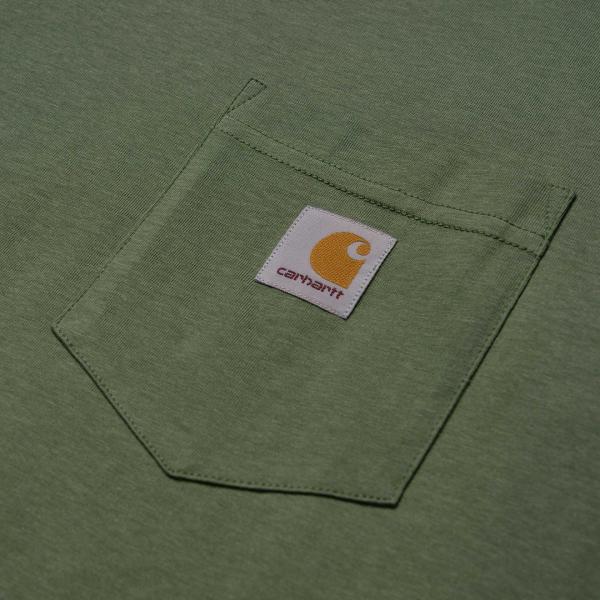 Carhartt Pocket T-Shirt Dollar Green