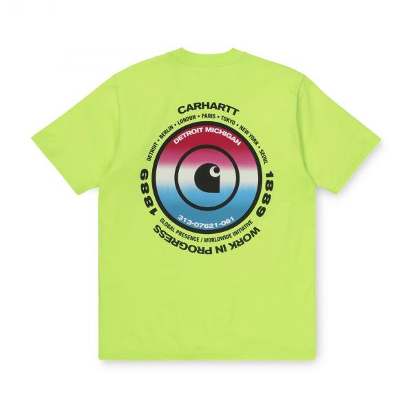 Carhartt Worldwide T-Shirt Lime