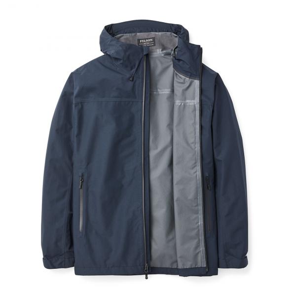 Filson Swiftwater Rain Jacket Dark Denim