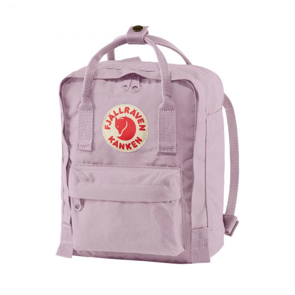 Fjallraven Kanken Mini Backpack Pastel Lavender