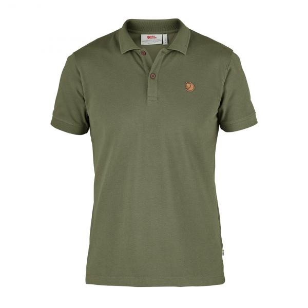 Fjallraven Ovik Polo Shirt Green