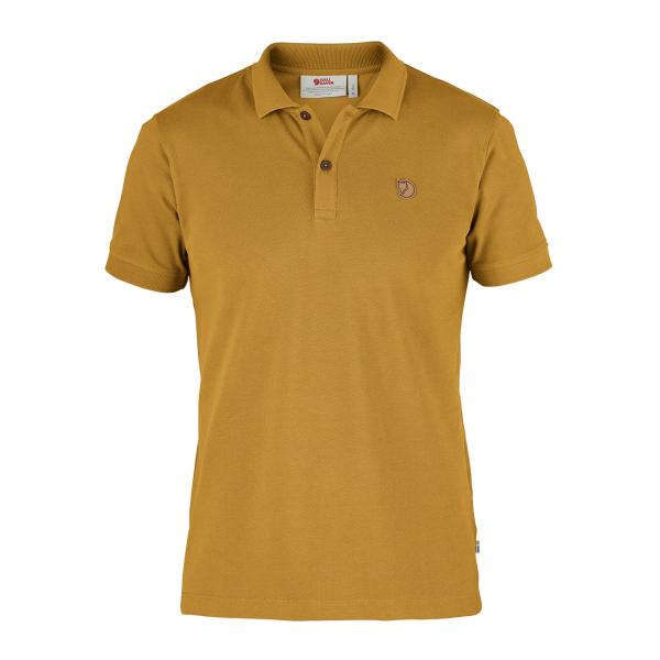 Fjallraven Ovik Polo Shirt Ochre