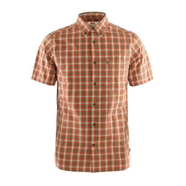 Fjallraven Ovik S/S Shirt Light Olive