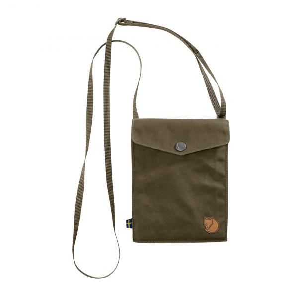 Fjallraven Pocket Bag Dark Olive