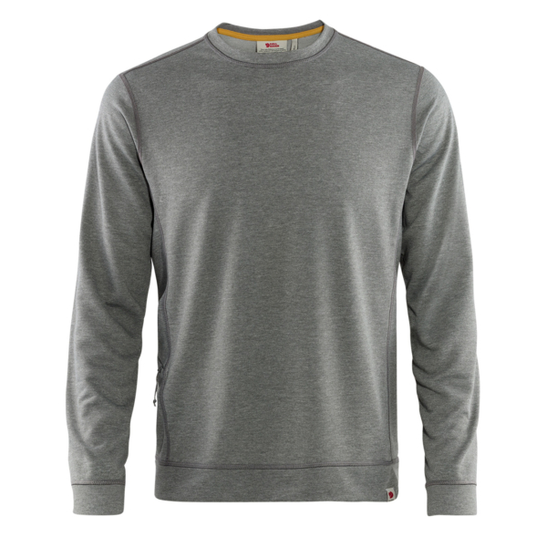 Fjallraven High Coast Lite Sweater Grey