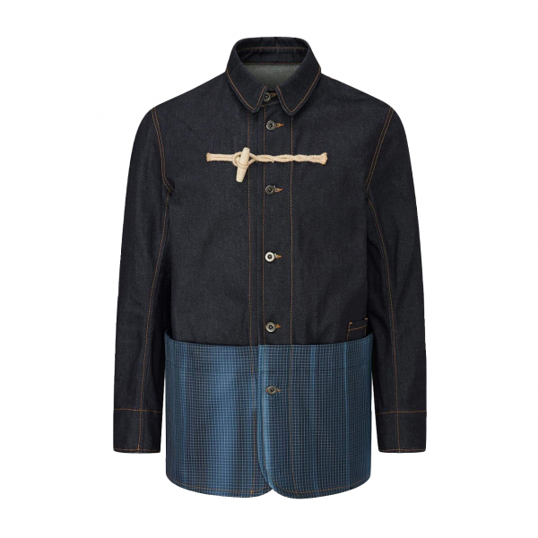 Gloverall Ullac Painter Jacket Indigo