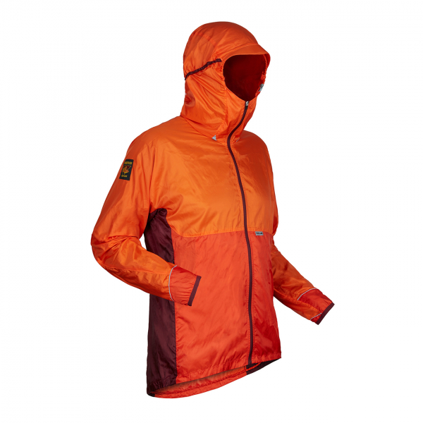 Paramo Ostro Windproof Jacket Puffins Bill / Pumpkin
