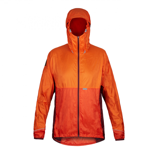 Paramo Ostro Windproof Jacket Puffins Bill / Pumpkin