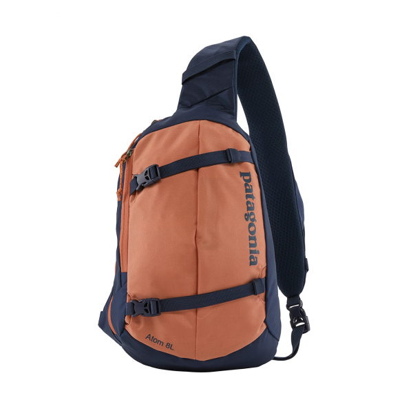 Patagonia Atom Sling 8L Classic Navy w/Mellow Melon