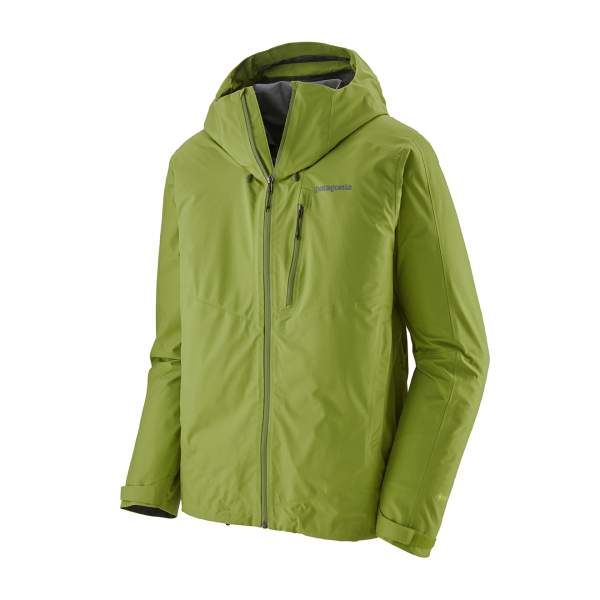 Patagonia Calcite Jacket Supply Green