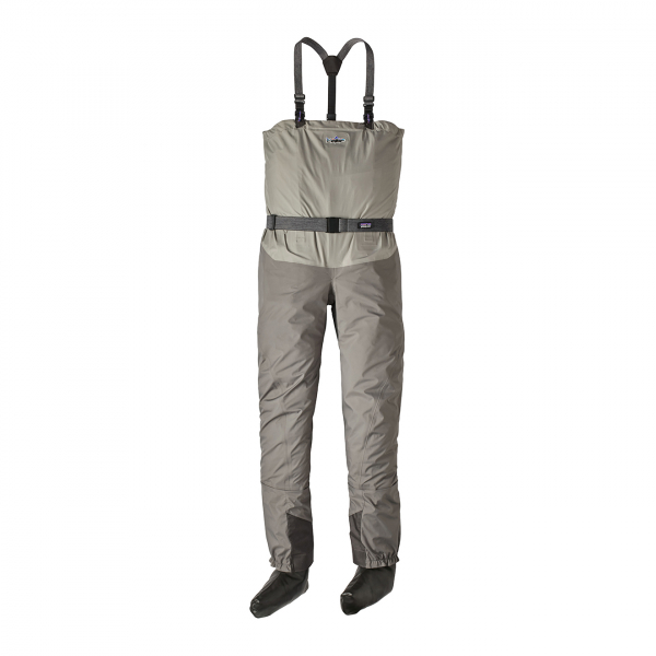 Patagonia Middle Fork Packable Waders Short Hex Grey