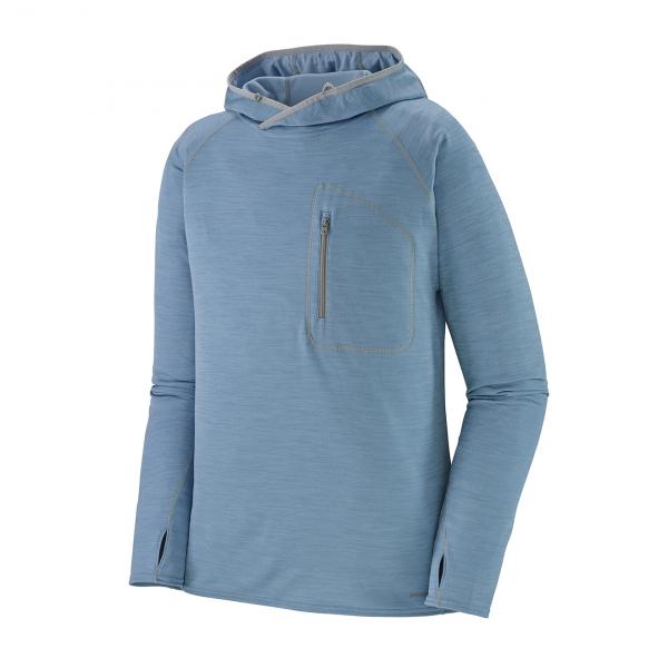 Patagonia Sunshade Technical Hoody Berlin Blue