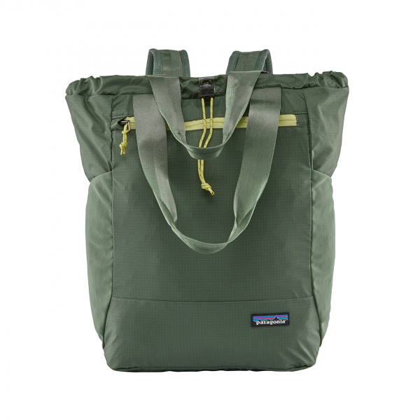 Patagonia Ultralight Black Hole Tote Pack Camp Green