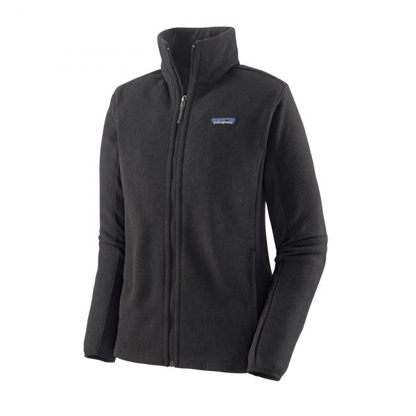 Patagonia Womens Lightweight Better Sweater Fleece Jacket Black