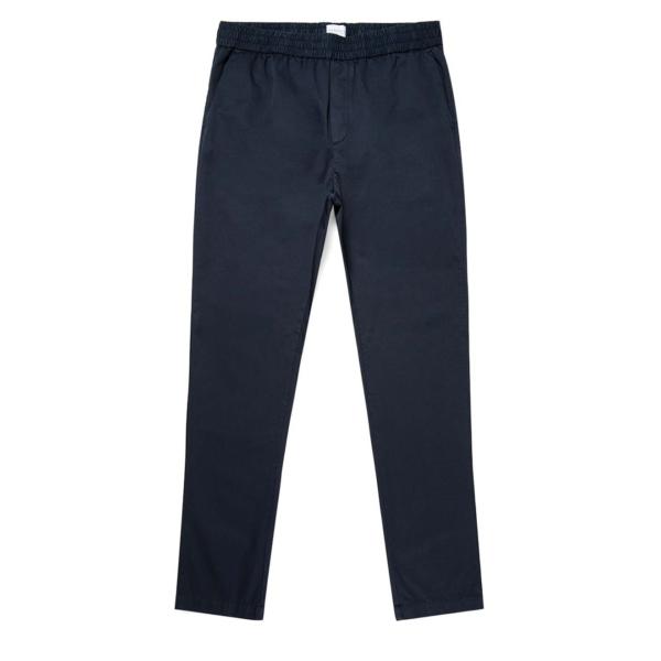 Sunspel Drawstring Trouser Navy