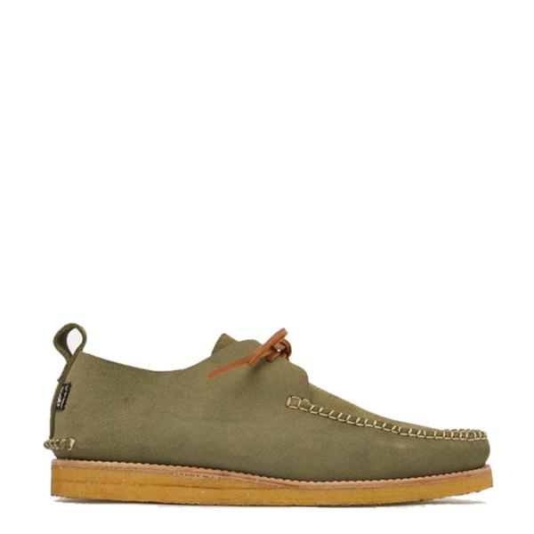 Yogi Lawson Crepe Shoe Sage Green