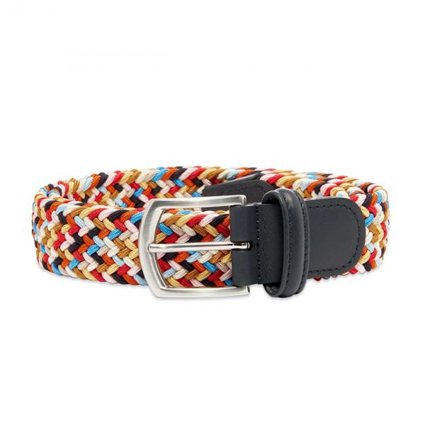 Andersons B0667 Woven Textile Belt Multicolour