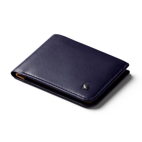 Bellroy Hide and Seek Hi Navy - RFID