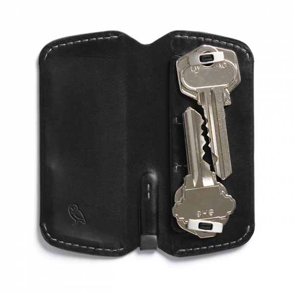 Bellroy Key Cover Plus 2nd Edition Black