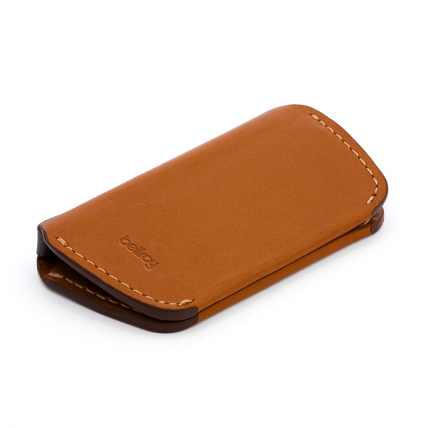 Bellroy Key Cover 2nd Edition Caramel