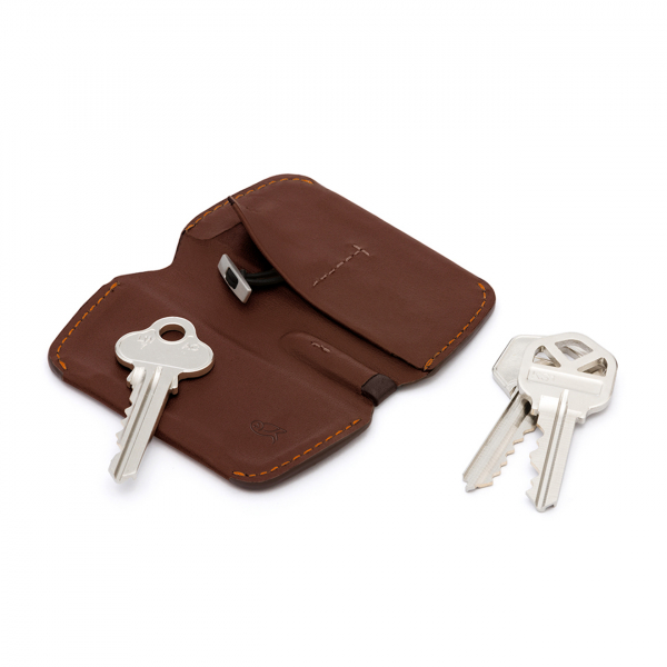 Bellroy Key Cover 2nd Edition Cocoa