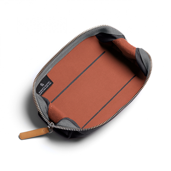Bellroy Pencil Case Charcoal