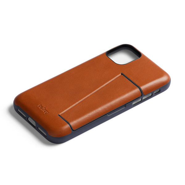 Bellroy Phone Case 3 Card iPhone 11 Pro Caramel