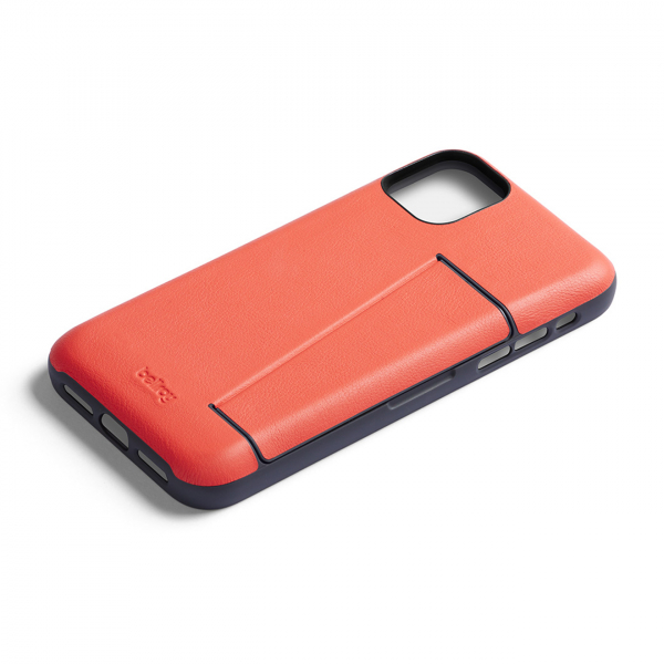 Bellroy Phone Case 3 Card iPhone 11 Pro Coral