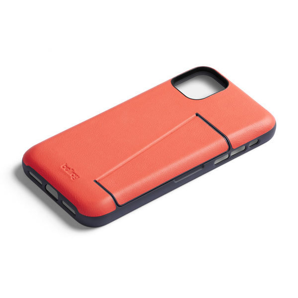 Bellroy Phone Case 3 Card iPhone 11 Pro Max Coral