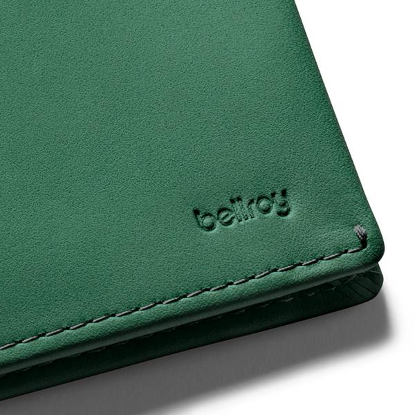 Bellroy Slim Sleeve Wallet Racing Green