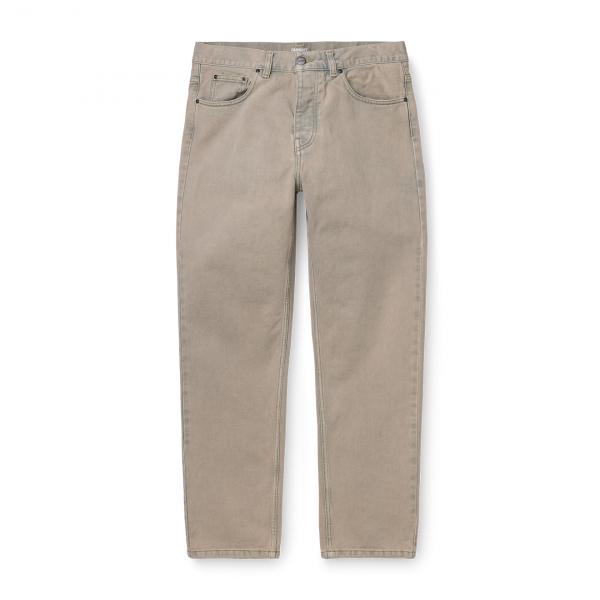 Carhartt Newel Pant Blue Sand Bleached