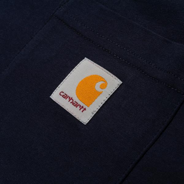 Carhartt Pocket T-Shirt Dark Navy
