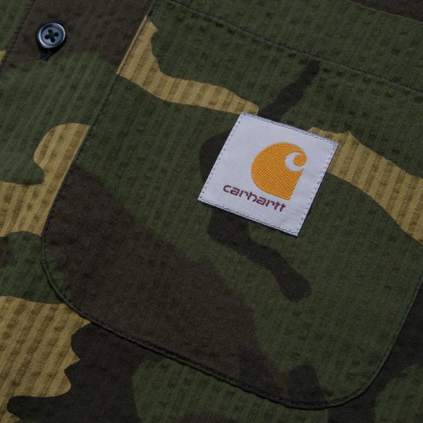 Carhartt Southfield Shirt Camo Laurel
