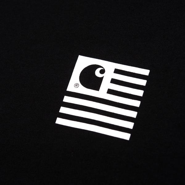 Carhartt State Chromo T-Shirt Black